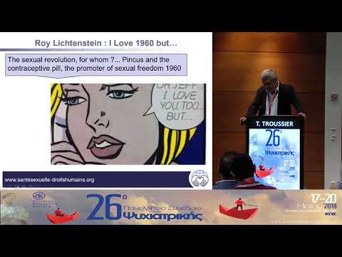 T. Troussier - Short history of artistic representation of the 20th century of sexual injuries