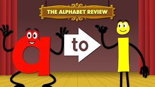 A I Review Chant (Lowercase)   Super Simple ABCs