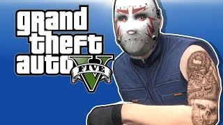 GTA 5 - BACK TO THE FUTURE OF DOOMSDAY! - (Dooms Day Heist!) Part 2!