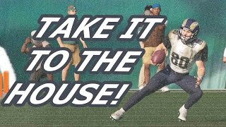 TAKE IT TO THE HOUSE! - Ultimate Team Madden 15  | MUT 15 XB1 Gameplay