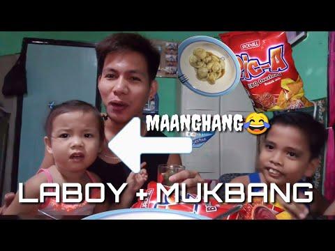 LABOY + MUKBANG w/BATANG MAKULET