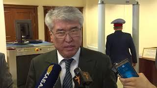 Министр культуры Арыстанбек Мухамедиулы о ситуации с театрами Алматы