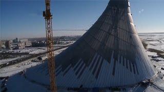 Суперсооружения: Самый большой шатер в мире