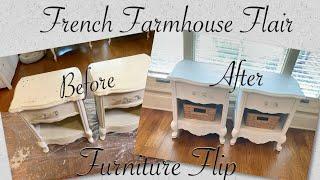 Furniture Makeover  ~ Furniture Flip ~                    Trash - To - Treasure
