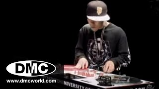 Starting the week off with DMC World DJ Championships winner DJ QBert