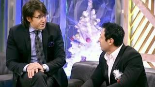 """""""Новогодний """"Чай вдвоем"""" Пусть говорят 4.1.12"""