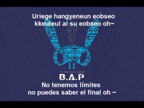 B.A.P - Yes sir! [Romanizacion] [Sub español]