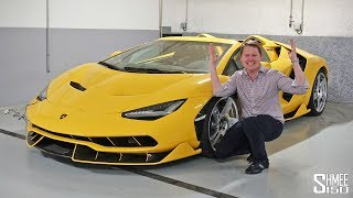 The Most Amazing Surprise Car Collection in France!