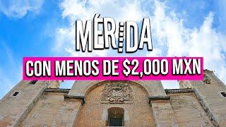 Mérida Yucatán || Qué Hacer En Mérida Con Poco Dinero