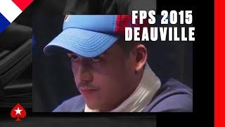 Le coup de poker le plus fou des France Poker Series de Deauville 2015