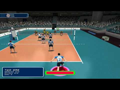beach volley hot sports pc game download