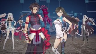 Blade Arcus from Shining: Battle Arena video