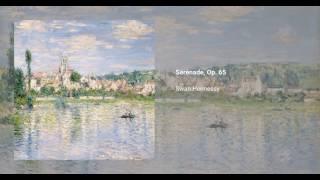 Sérénade, Op. 65