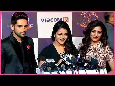 Thapki Pyaar Ki Team Fun Night at Viacom 18's 10th