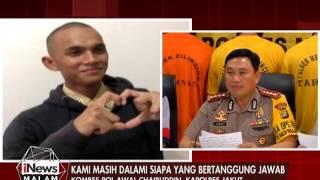Kapolres Jakut Menetapkan 5 Tersangka Terkait Kasus Meninggalnya Taruna STIP  INews Malam 11/01