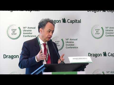 14-та конференція Dragon Capital. Вітальна промова
