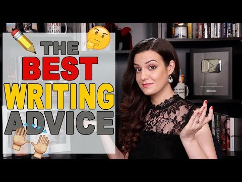 10 Best Pieces of Writing Advice