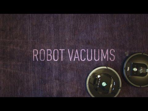 Robot vacuums: Roomba vs. Neato vs. Deebot