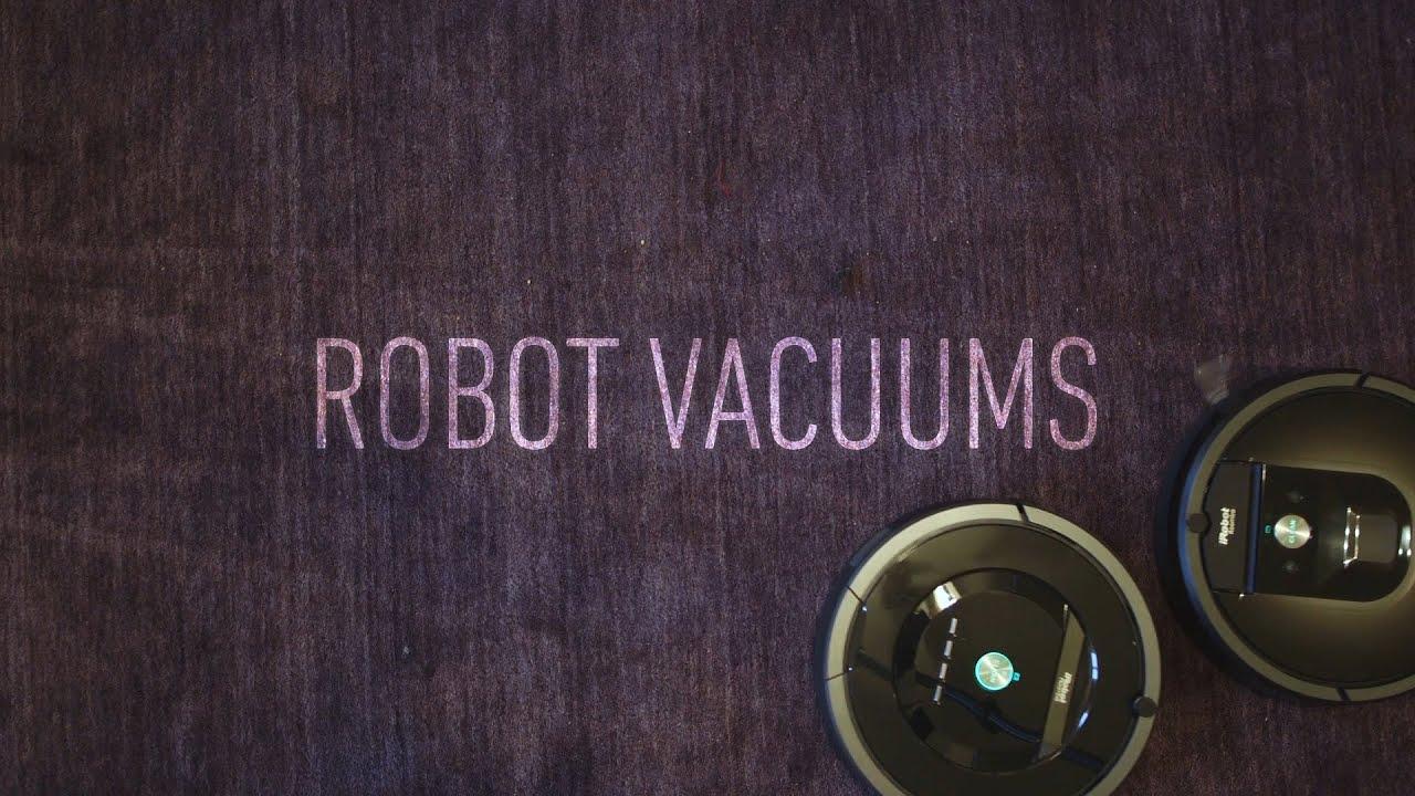 Robot vacuums: Roomba vs. Neato vs. Deebot thumbnail