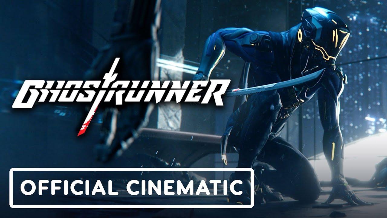 Трейлер игры Ghostrunner