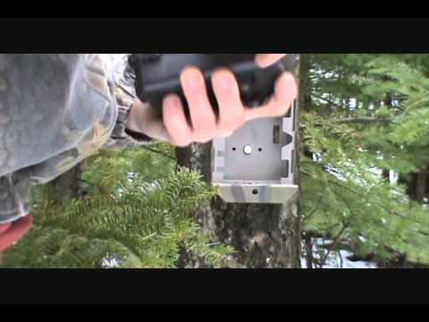 OUTDOORTRAILCAMS.COM  HOW TO MOUNT A CAMLOCKBOX