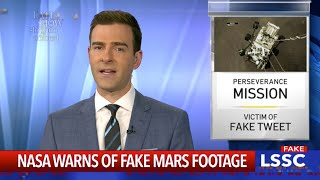 Don't Be Fooled By Fake Footage From The Mars Perseverance Rover thumbnail
