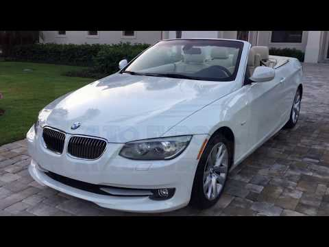 2013 BMW 328i Convertible for sale by Auto Europa Naples