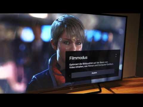 Sony X8005C Ultra HD Fernseher im Bildtest