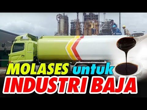 Pengiriman Molases Ke PT Krakatau Steel