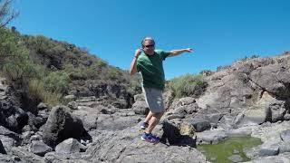 Hike in the desert!