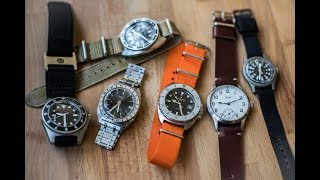 My Watch: Collecting Seiko, Military, and Vintage Tool Watches with Jon Gaffney
