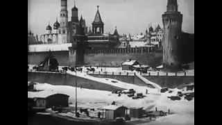 Старая дореволюционная Москва на уникальном видео 1908 года.