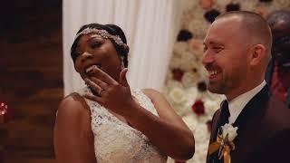 Mr. & Mrs. Henley Wedding Day