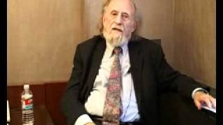 John McDermott on his work and Contributions to Philosophy