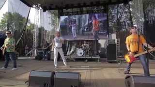 Zóna A   Červená Armáda, LIVE HD, Červeník 2014