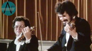 Itzhak Perlman and Pinchas Zukerman - Grand Duo 2 (1978)