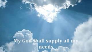 Jehovah Jireh, My provider ( with lyrics )