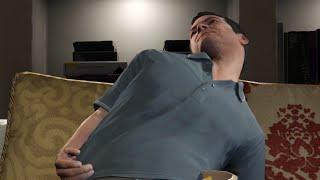 Helix Snake destroys GTA V single player with mods, leftover clips