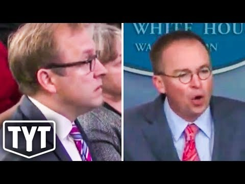 White House ADMITS Trump Broke The Law