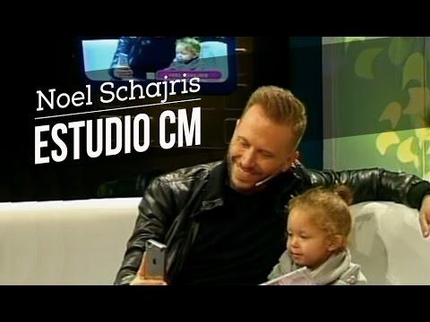 Noel Schajris video Entrevista CM - Septiembre 2015
