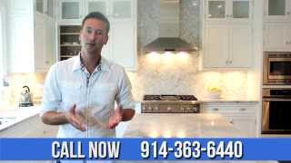preview picture of video 'Complete Custom Kitchen Remodel White Plains NY (914) 363-6440'