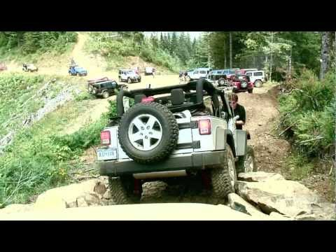 2012 Jeep Wrangler & Wrangler Unlimited, Off Road