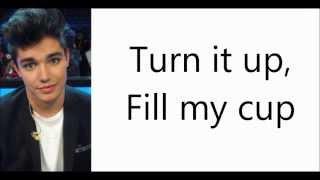 Anton Ewald - Can't Hold Back (lyrics)