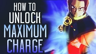 How to Unlock Maximum Charge in Dragon Ball Xenoverse 2!