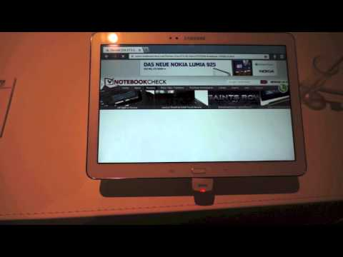 Samsung Galaxy Note 10.1 2014 Edition First Look