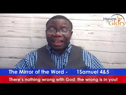 Haven of Glory -The Mirror of the Word 1Sam4&5 by Bukky Adeosun