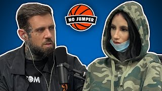 No Jumper - The Kat Stacks Interview: Getting Trafficked at 14, Becoming an Icon in Rap, Celina Powell & More