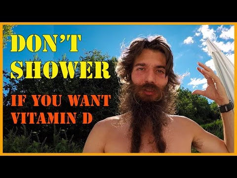 HOW WE GET VITAMIN D AND WHY YOU SHOULD NOT SHOWER AFTER SUN EXPOSURE Mp3