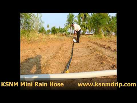 Mini Rain Hose - 250 / 20 Mm / 400 Meter