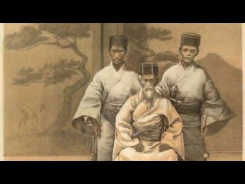 """Bushi"" Matsumura Sokon (Part One) - Childhood, Nicknames, Rank"